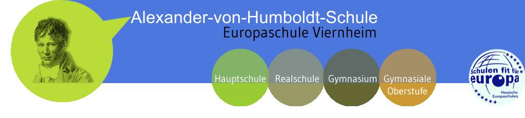 Alexander-von-Humboldt-Schule - Europaschule Viernheim
